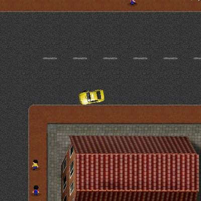 Гра Сімс: Симулятор Таксі