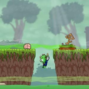 Гра Вымани Зомбі за допомогою запаху мізків