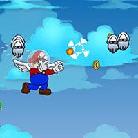 Гра Маріо ловить медуз