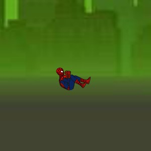 Гра Людина-Павук в Місті Роботів