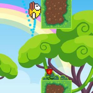 Гра Літаючі Пташки: Лісове Пригода