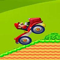 Гра Гонки на тракторі з Маріо
