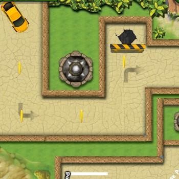 Гра Захист Башти і Парковка