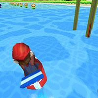 Гра Водні перегони з Маріо
