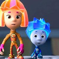 Гра Фіксики 2 : В космосі
