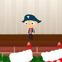 Гра Новий Рік - подарункові шкарпетки
