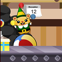 Гра Упаковка подарунків на Новий Рік