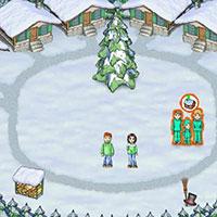 Гра Новий Рік: Зимовий відпочинок
