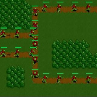 Гра Флеш Варкрафт 2: Оборона