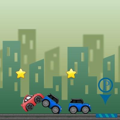 Гра Взрывалка: Руйнування Машин на парковці