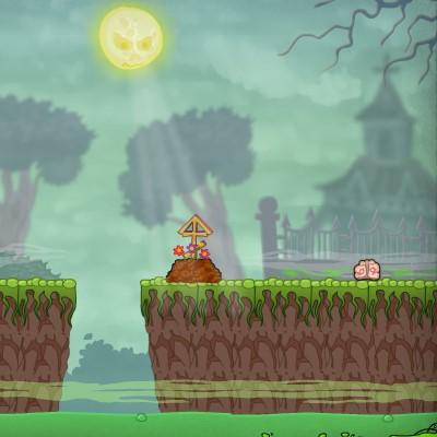 Гра Головоломка: Виманити Зомбі