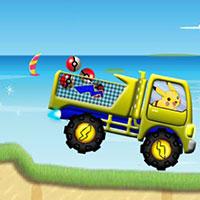 Гра Покемони: Пікачу на вантажівці