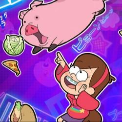 Гра Гравити Фолз: Літаюча Свинка