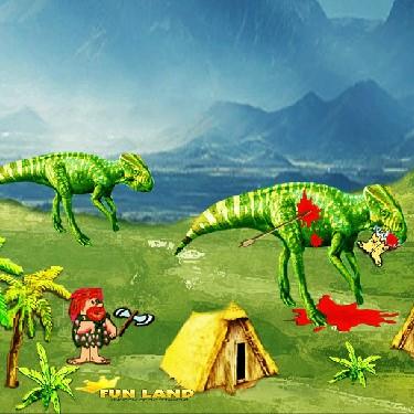 Гра Динозаври 2: Напад