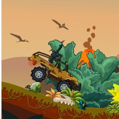 Гра Динозаври: Парк Юрського Періоду 2