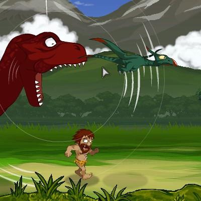Гра Динозаври і Людина
