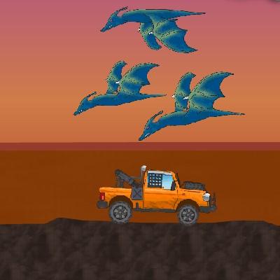 Гра Динозаври: Подорож на Джипі