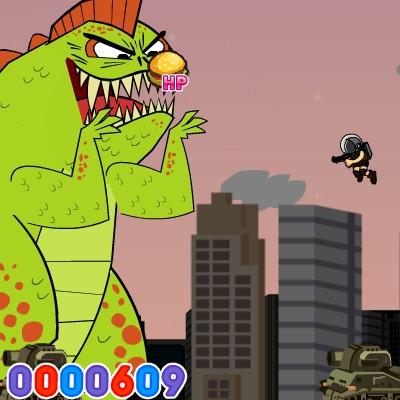 Гра Динозаври: Вторгнення