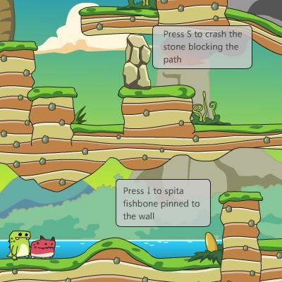 Гра Динозаври на Двох: Пошук Яйця