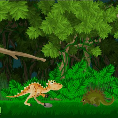 Гра Пригоди Динозавра Дональда 2