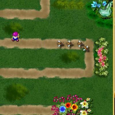 Гра Захист: Вторгнення в Сад
