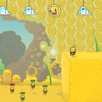 Гра Захист від Бджіл