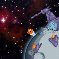 Гра Космос: Стрибки по Планетам