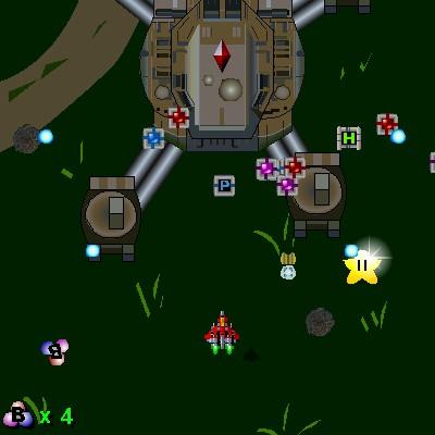 Гра Космічний Симулятор 2Д