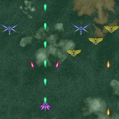 Гра про Космос: Лінійний Напад