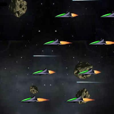 Гра про Космос: Дуга Крила