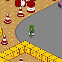 Гра Мотогонки з Маріо