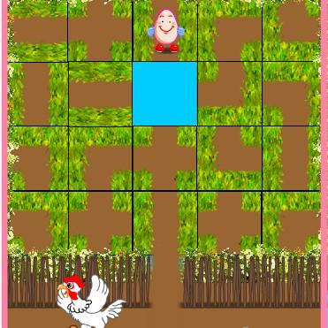 Гра Лабіринт: Втрачене Яйце