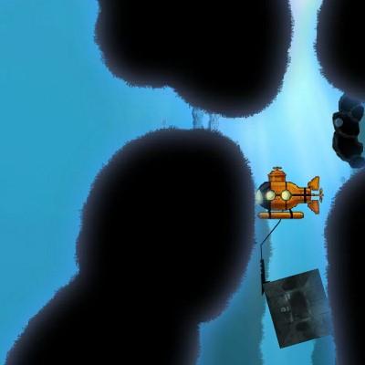 Гра Пастки: Підводний поїздка