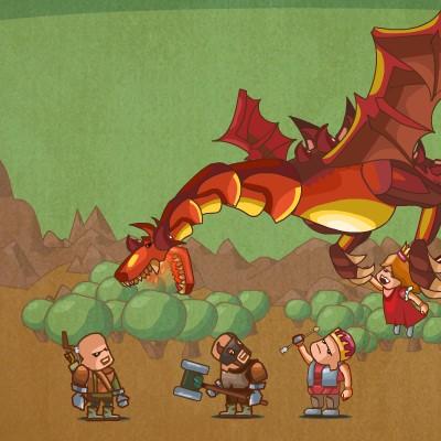 Гра Цибулю Лицаря: Порятунок Принцеси