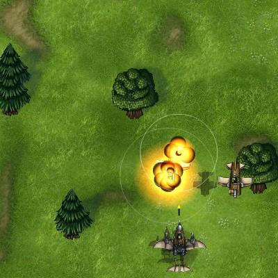 Гра Магічний Літальний Апарат Гномів