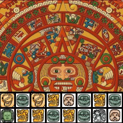 Гра Майя Головоломки: Плитки