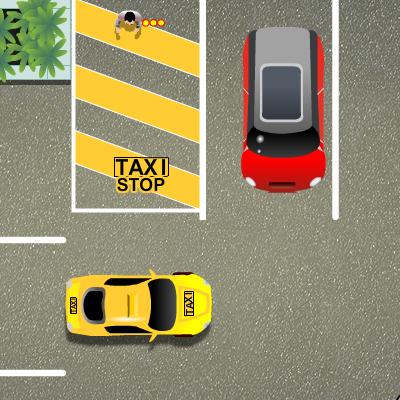 Гра Машина: Парковка на Таксі