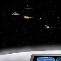 Гра Зоряні війни: Порятунок Старфайтера!!