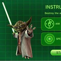 Гра Зоряні війни: Битва Йоди!!