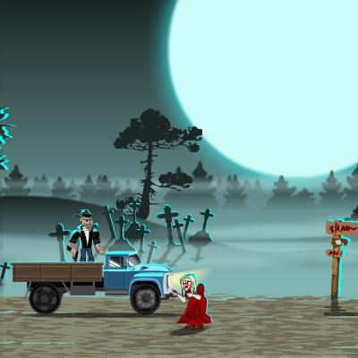 Гра Машина: Зомбі Вантажівка 2