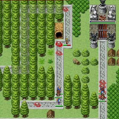 Гра Замок Монстрів: Демонічні Захисники