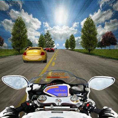 Гра Мотоцикли: Швидкісний Байк 3Д