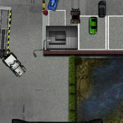 Гра на Час: Вантажівка на Доставці
