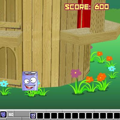 Гра на Спритність: Тривимірна Головоломка