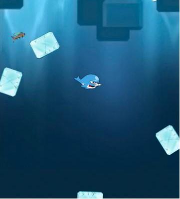 Гра на Спритність: Мерзла Риба