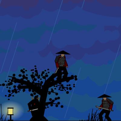 Гра Ніндзя проти Самурая