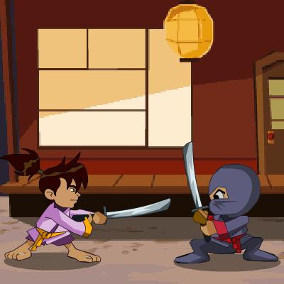 Гра Ніндзя Бен 10: Чарівний Меч
