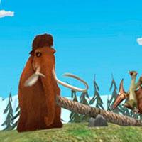 Гра Льодовиковий період: Політ динозавра