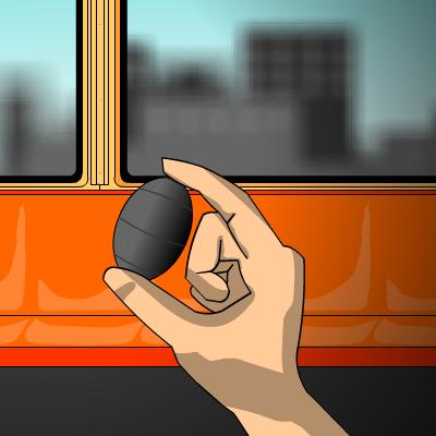 Гра Квест в Поїзді