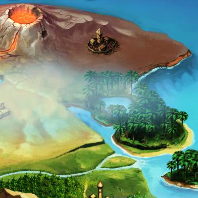 Гра Покрокова Стратегія: Лицар проти Монстрів